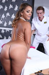 Milf Pornstar Liza Del Sierra Hardcore Massage