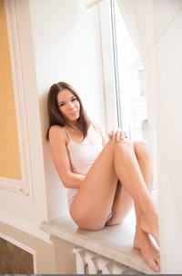 Cute Teenie April Naked