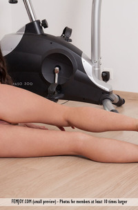 Alina J In Work It Out