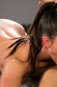 Lesbian Session With Abigail Mac