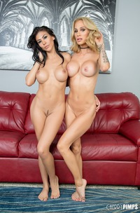 Heather Vahn And Sarah Jessie