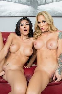 Heather Vahn And Sarah Jessie