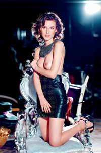 Russian Playboy Hottie Julia Popova