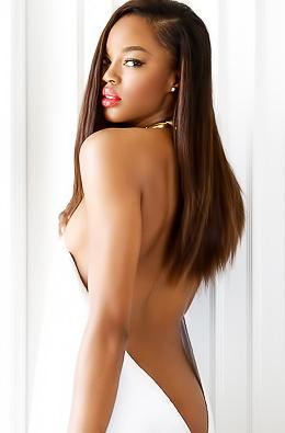 Playmate Eugena Washington Is Super Sexy Black Hoe