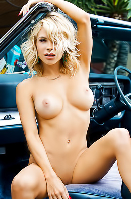 Here Is A Real Treat For You, Naked Dani Mathers!
