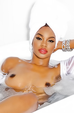 Eugena Washington Is One Of The Hottest Black Hoes
