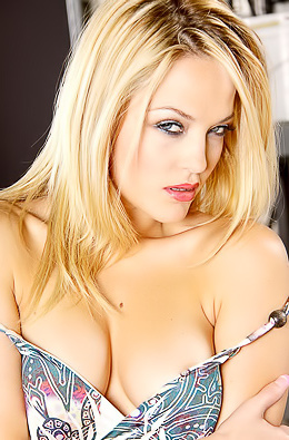 Alexis Texas Strips And Spanks Herself
