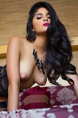 Playboy Newcomer Melissa Lolita