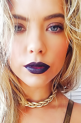 Truly Wondrous Model And Actress Ashley Benson