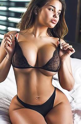The Model Of The Day Is Miss Anastasiya Kvitko