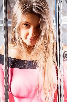 Caged Melena A