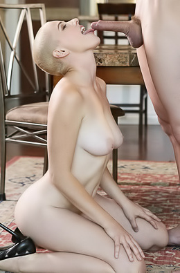 Short Haired Whore Riley Nixon Gets Fucked