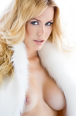 Playboy Kennedy Summers Miss December 2013
