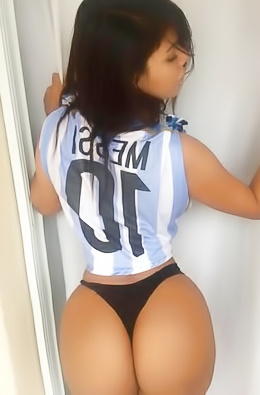 Brazilian Sexbomb Suzy Cortez Is Miss Bum Bum