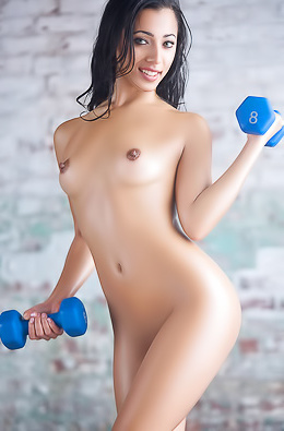 Swoon And Sweat Over Cybergirl Lexi Storm