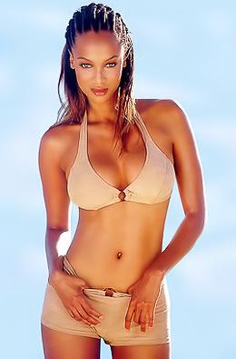 Sexy & Hot - Tyra Banks