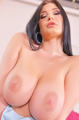 Translucent Pleasures: Busty Babe Loves Anal Stuffing