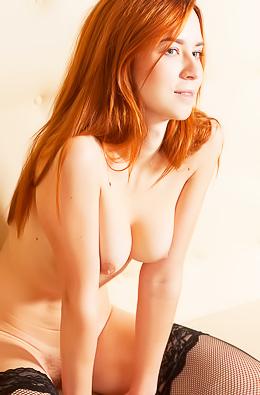Nice Redhead Russian Teen Kelly G