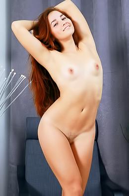 Sexy Redhead Stefany Sonri