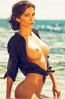 Bulgarian Model Kristina Kazakova