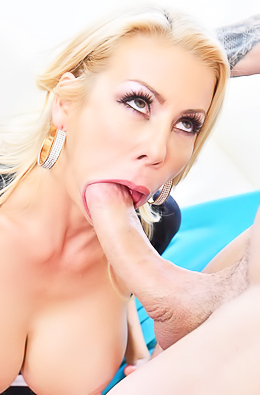 Alexis Fawx Gets Nailed