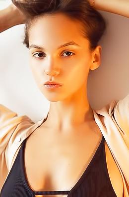Stunning Maria Demina Is My New Favorite Gal!