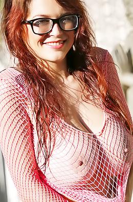 Tessa Fowler Amazing Boobed Girl