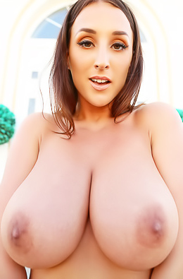 Big Boobed Babe Stacey Poole Topless
