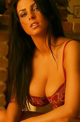 Ewa Sonnet Huge Natural Boobs