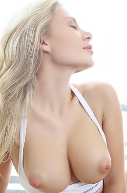 Busty Blonde Candy