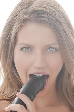 Eufrat In Black Erotic Underwear Striping