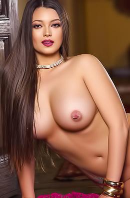 Curvaceous Playmate Chelsie Aryn
